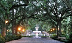 The South has a bit of Old World romance to it -- and great hospitality, too.