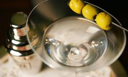 Potatoes wind up as martinis.