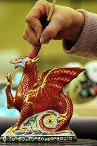 Welsh Dragon royal wedding