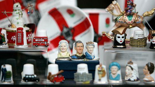 10 Wacky Pieces of Royal Wedding Memorabilia