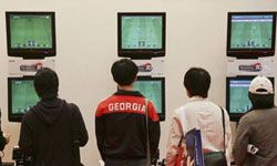 Video game masters are superstars in South Korea.