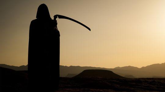 10 Bizarre Ways to Die