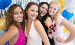 Why buy your teenager an expensive prom dress, when you can rent one?