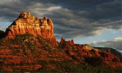 """Whether you believe in the mystical """"power spots"""" or not, you can't deny the beauty of Sedona's surrounding landscape."""