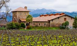Winery tours abound in Napa Valley.