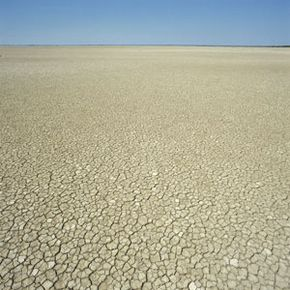 In some parts of the world, water is scarce for thousands of square miles.