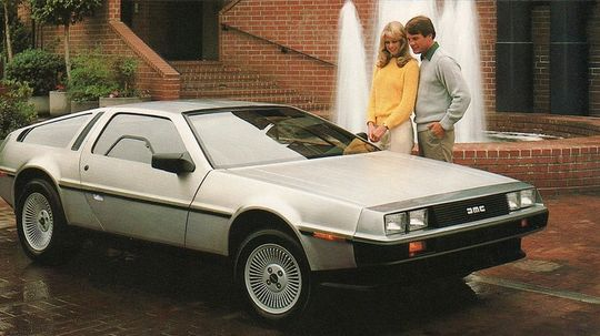 How the DeLorean Works