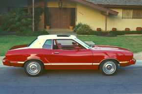 The 1974 Ford Mustang II