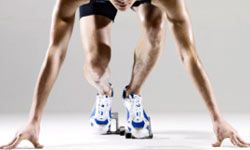 Shin splints that go untreated can lead to more serious issues. See more sport pictures.