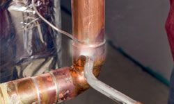 """Before connecting """"green"""" pipes and fitting fixtures, check the local permits to avoid costly do-overs or retrofittings."""