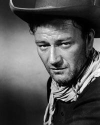 John Wayne stars as Robert Hightower in 3 Godfathers.