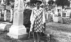 Mia Farrow starred in the '60s horror classic, Rosemary's Baby.