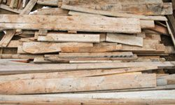 Re-milled lumber and timber can be used for new flooring, paneling, doors and windows.