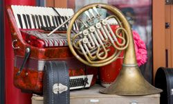 Finding just the right antiques can mean searching for months or getting lucky at a hidden flea market.