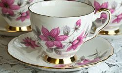 A set of antique china can get a lot of use, making it a smart investment.