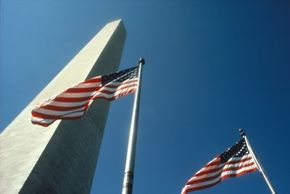 Image Gallery: The U.S. Flag Structures throughout the country celebrate America's freedom.