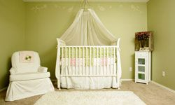 Now's about time to start planning the nursery!