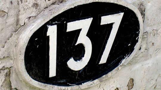 Why Is 137 the Most Magical Number?
