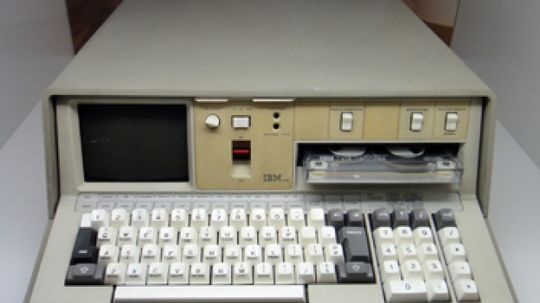 What was the first portable computer?