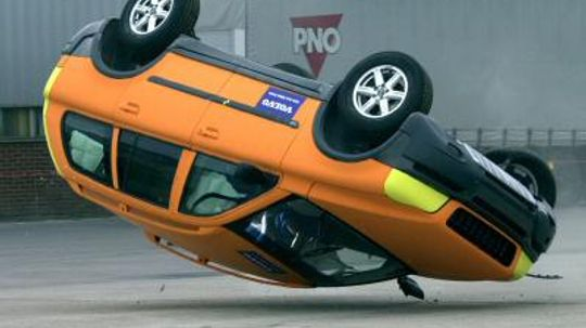 Rollover Accidents Explained