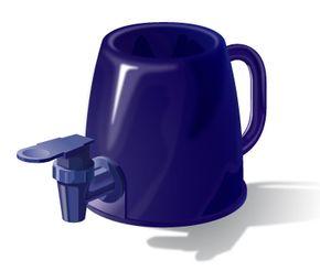 One type of 2-liter dispenser