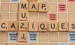 """Dr. Karl Khoshnaw set the 1982 record for the highest single word score with """"caziques."""""""