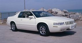 This 2002 Cadillac Eldorado was the last of a dying breed -- the hallowed model was retired after 2002.