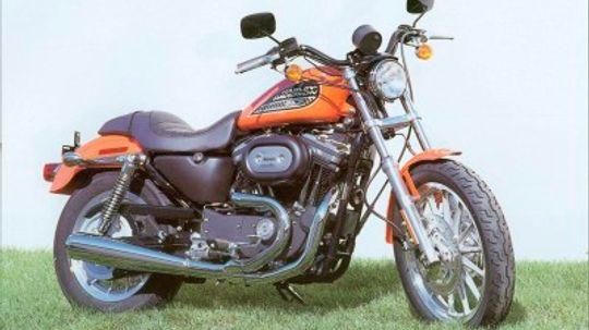 2002 Harley-Davidson XL-883R Sportster