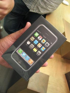 original iphone 2007
