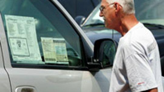 How the 2008 EPA Fuel Economy Ratings Work