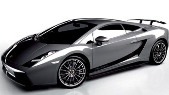 How the Lamborghini Gallardo Superleggera Works