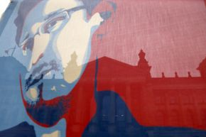 2013's very own man who kicked the hornet's nest: Edward J. Snowden