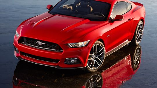 How the 2015 Ford Mustang Works