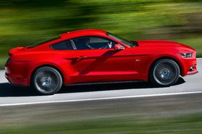 The all-new 2015 Ford Mustang GT