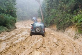Image Gallery: Off-Roading Trust us. You'd want four-wheel drive on this trip. See more off-roading pictures.