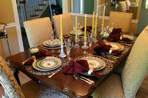 A vintage tablescape will make your '30s party the real deal!