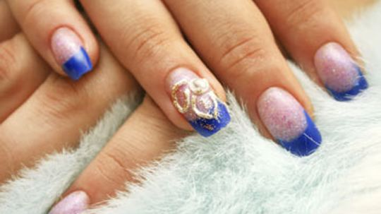 Totally Magnetic: 3D Nail Art Tricks