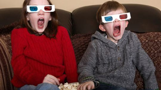 How 3-D TV Works