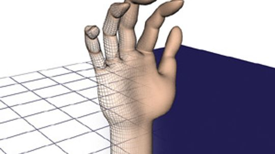 How 3-D Graphics Work