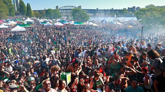 How Did 4/20 Become the Stoner's Holiday?