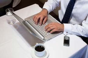 4G phones could make laptoplike devices superfluous for some businesspeople.