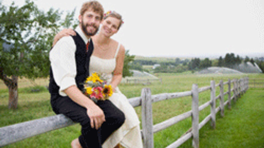 5 Country Wedding Beauty Ideas