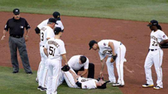 5 Common Baseball Injuries