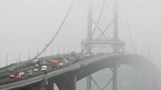 5 Completely Wrong Ways to Drive in the Fog