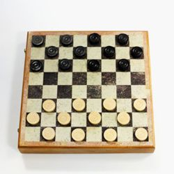 Checkers has a limited number of moves and now computers have solved the game.