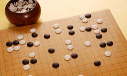 Go is a complex game, particularly when you play it on the full 19-by-19 grid.