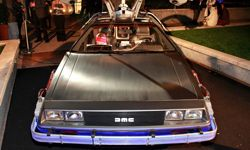 """The DeLorean didn't make our list but it still makes us yell out """"great Scott!"""" See more pictures of sports cars."""