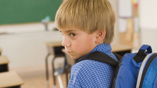 First-Day Jitters: 5 Coping Tactics Parents Can Teach Their Kids