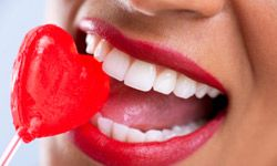 The bacteria in your mouth love that sugary sweet as much as you do...