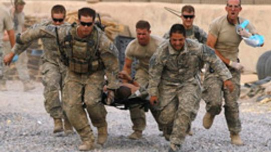 Top 5 Challenges for Army Field Medics